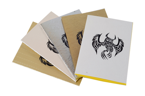 SOFT PASTING PAPER NOTEBOOK (X407)