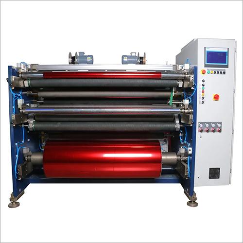 foil slitter machine
