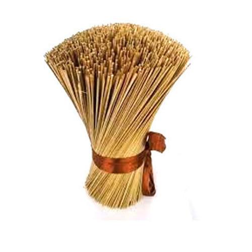 9 Inch China Round Bamboo Stick