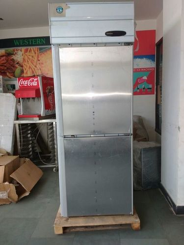 SS Vertical Chiller & Freezer