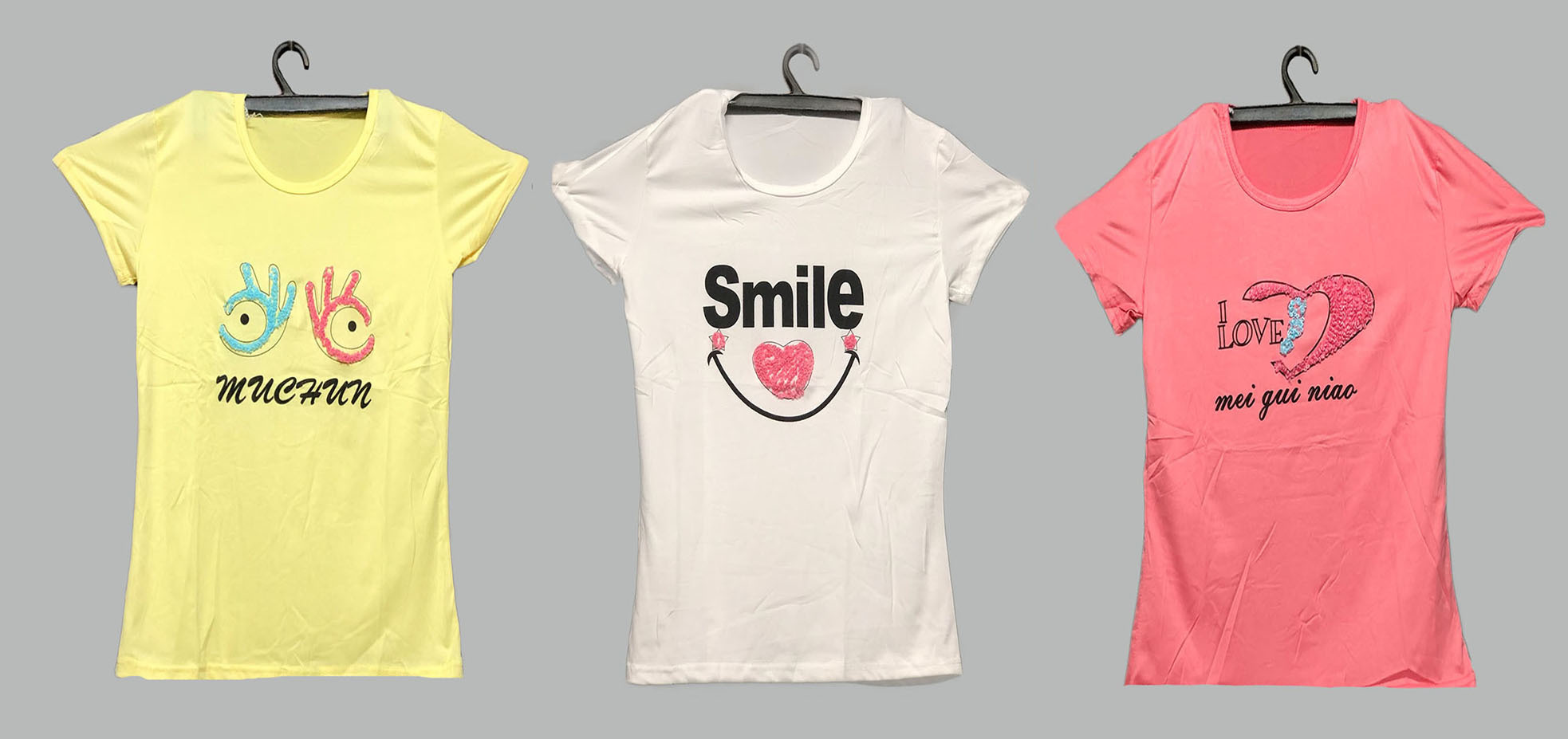 Women Casual Cartoon T shirt Short Sleeve Top.