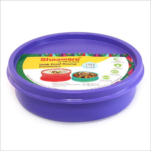 220 ML Purple Opaque Tiffin Box