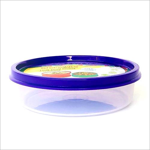 Purple Cap Tiffin Box