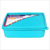 Square Plastic Tiffin Box