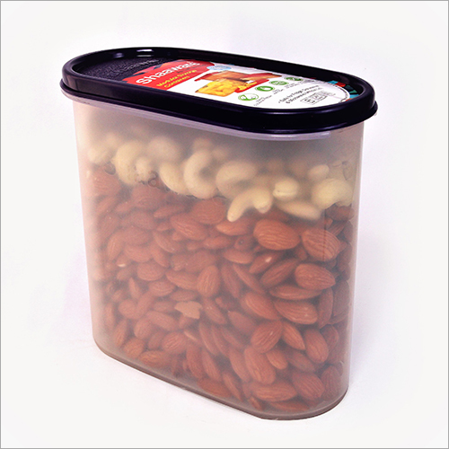 Plastic Dry Fruit Container