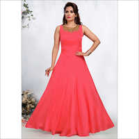 Ladies Ethnic Gown