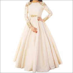 Ladies Designer Ethnic Gown