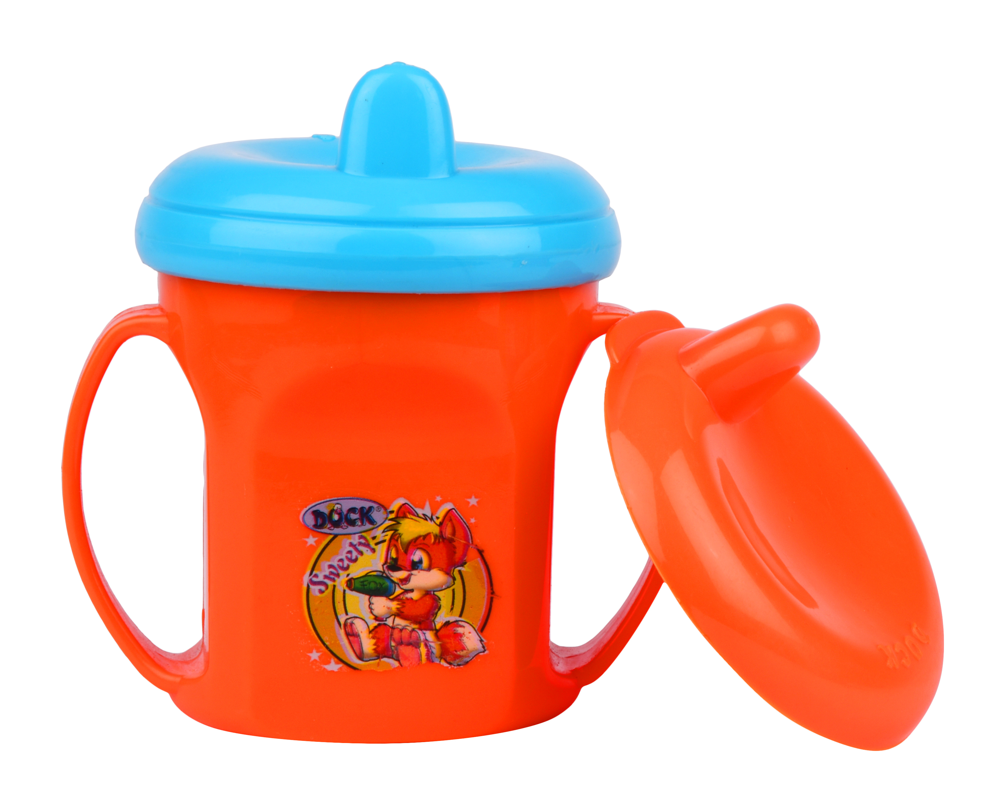 Duck - Duckling Cup Sipper With Cap 210ML