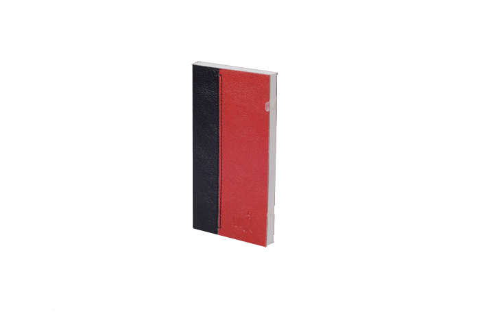 Genuine Leather Notebook (X101)
