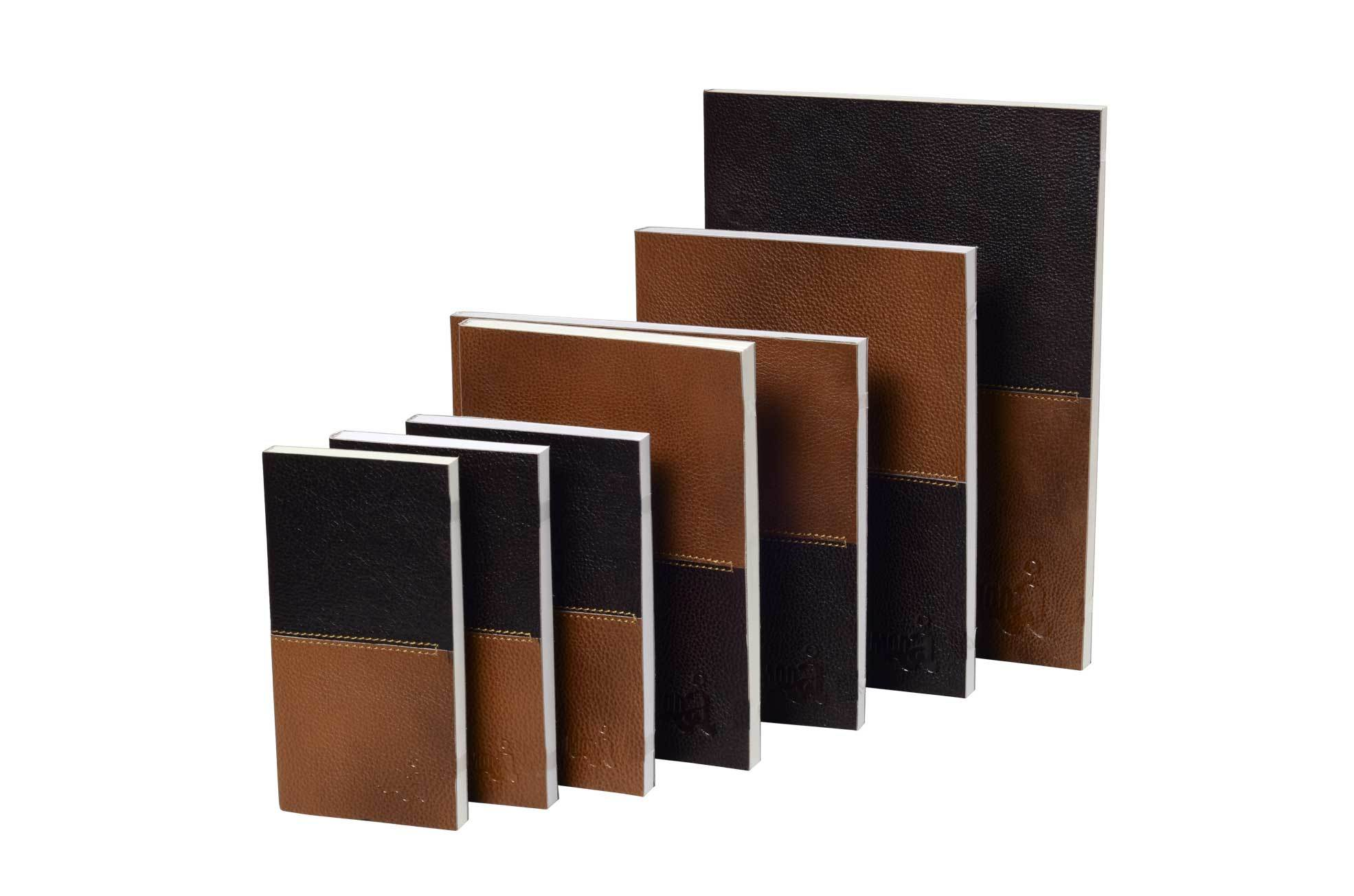 Genuine Leather Notebook (X102)