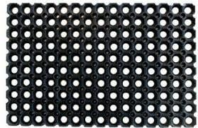 rubber ring hollow mat