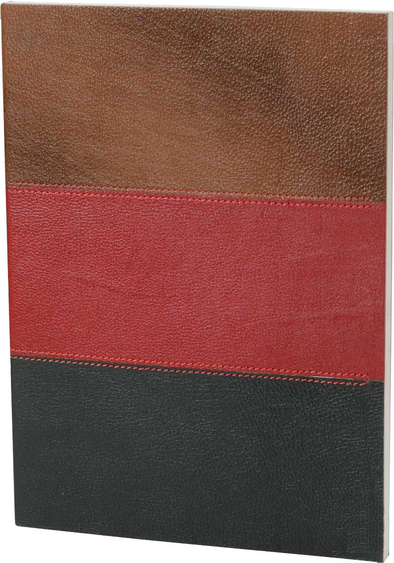 Genuine Leather Notebook (X103)