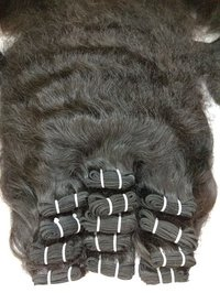 Indian Raw Natural Human Hair Extension