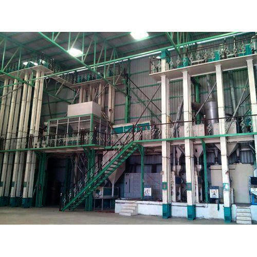 toor dal mill plant