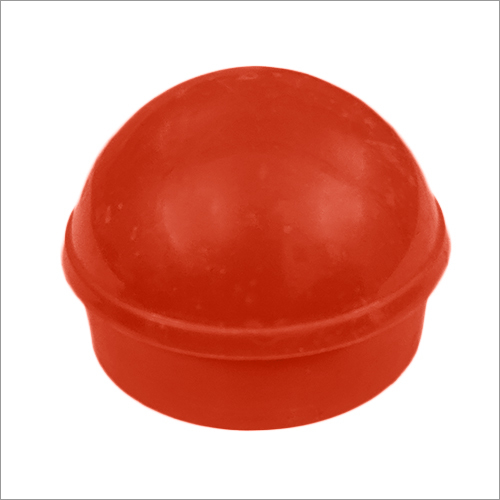 Round Molded Plastic Knob