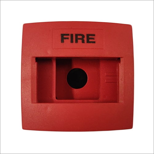 Fire Alarm Call Point Plastic Injection Housing
