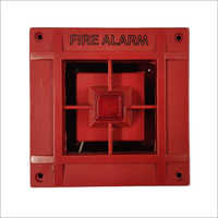 Fire Alarm Switch Plastic Injection Housing