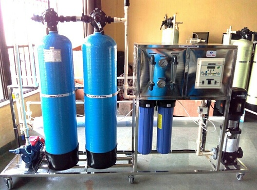 RO plant 500LTR