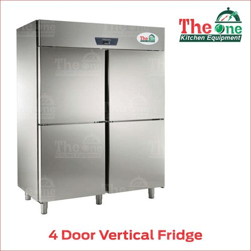 4 DOOR VERTICAL FRIDGE