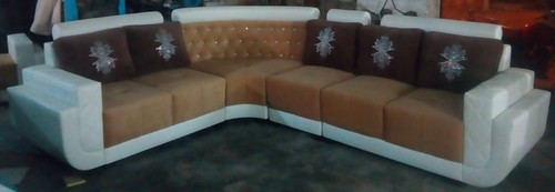 Stylish Corner L Shape Sofa set
