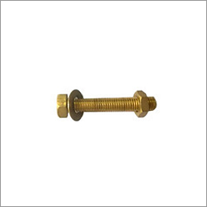 Brass Nut Bolt Washer