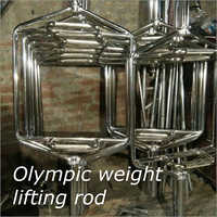 Olympic Weight Lifting Rod
