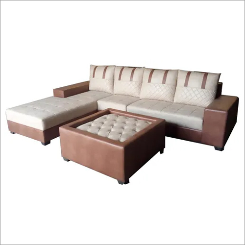 Living room Corner L Shape Sofa set