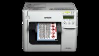 Epson Inkjet Color Label Printer TM-C3510