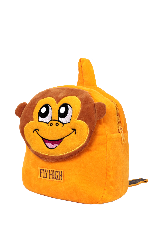 Monkey Yellow Bag