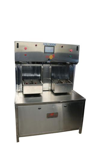 Goti Soda Codd Bottle Filling Machine