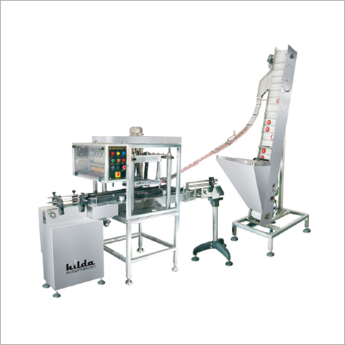 High Speed Screw Capping Machine