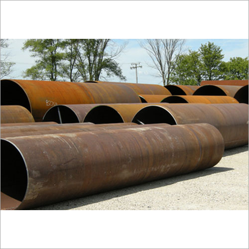 Fabricated Round Pipes