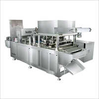 24 Head Cup Filling Sealing And Cutting Machine