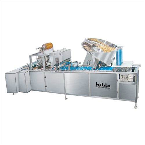 Biscuit and Cream Filling Sealing And Cutting Machine