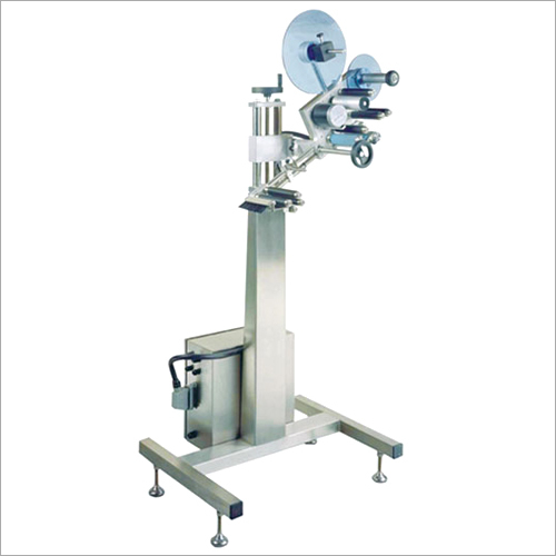 Automatic P100 Single Side Labelling Machine