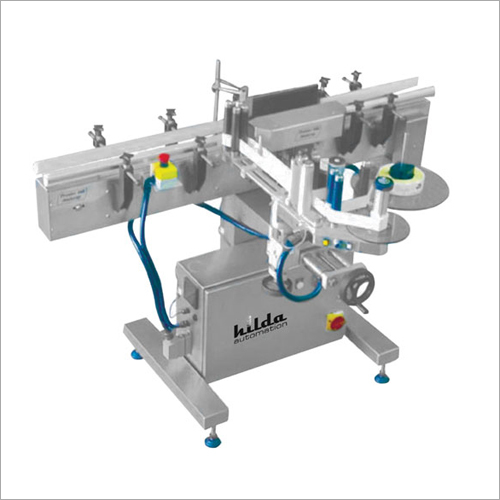 Automatic Mini Wraparound Labeling Machine