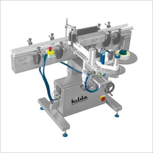 Automatic Mini Wraparound Labelling Machine