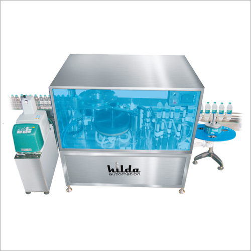 Automatic BOPP Labelling Machine