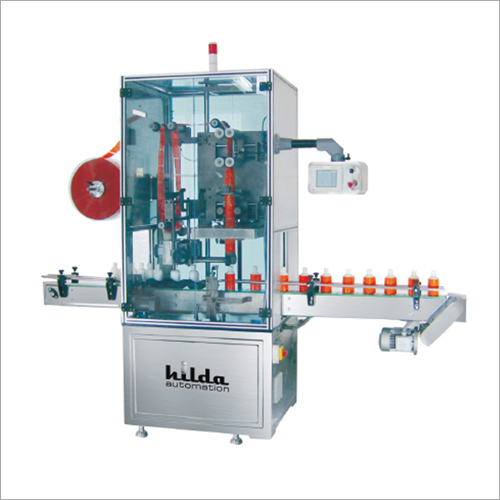 Automatic Body Sleeve Applicator Machine