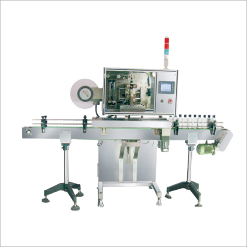 Automatic Neck Sleeve Applicator Machine