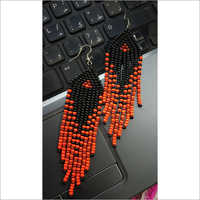 Ladies Beads Earring