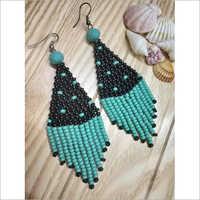 Handmade Beads Earring
