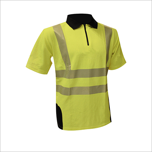 Mens Hi Visibility  T Shirt