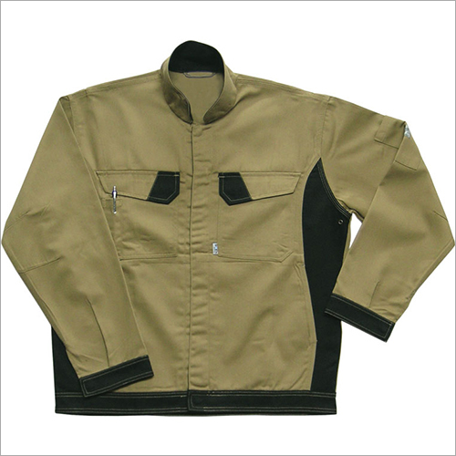 Industrial Worker Jacket
