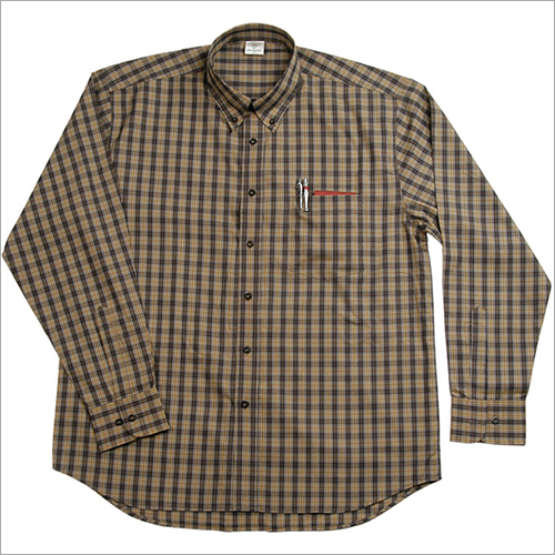 Mens Full Slevees Shirt