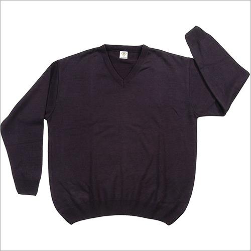 Mens V Neck Sweatshirt
