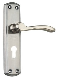 Spider SS Mortise Lock Set CY small