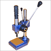 Hand Operated Stamping Press