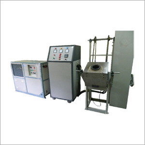 Tilt Head Induction Melting Furnace