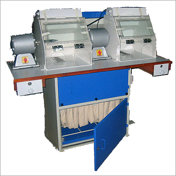 Vaccum Buff Polishing Machine